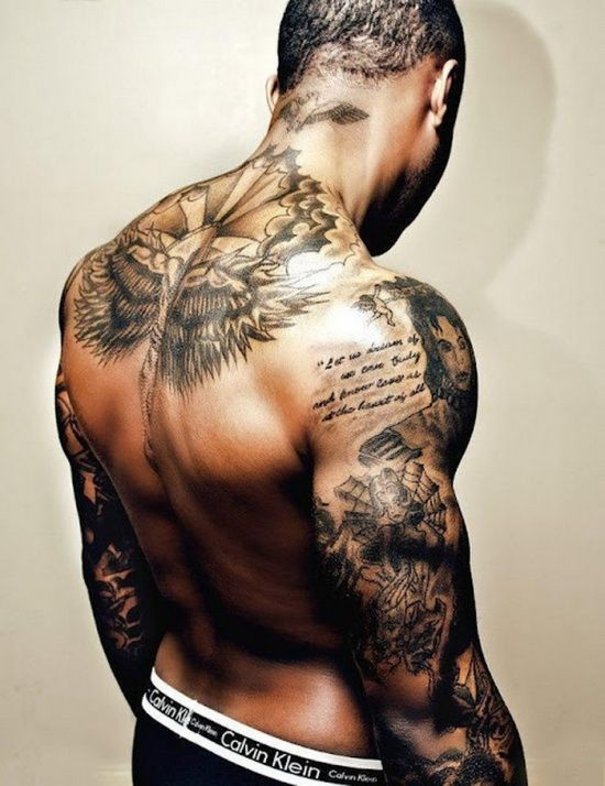 back tattoos for men ideas and designs for guys. Black Bedroom Furniture Sets. Home Design Ideas